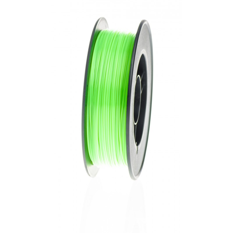 PLA Filament Crystal Green Fluorescence - 3dk.berlin