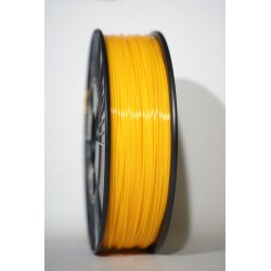 PLA Filament Crystal Citric Orange