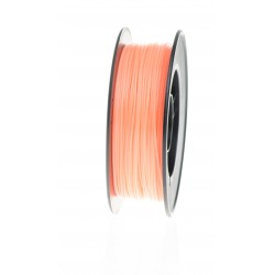 PLA Filament Crystal Salmon Fluorescence