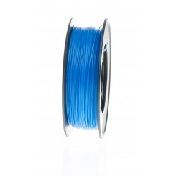 PLA Filament Crystal Bright Blue fluorescence