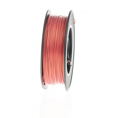 PLA Filament Metallic Rust Red