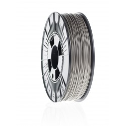 PLA Filament Metallic Warm Silver