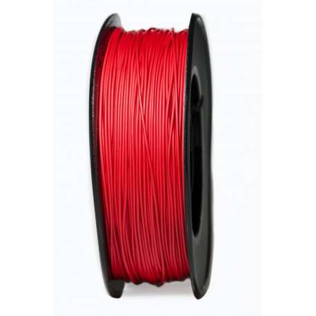 WillowFlex flexible Filament - Engine Red