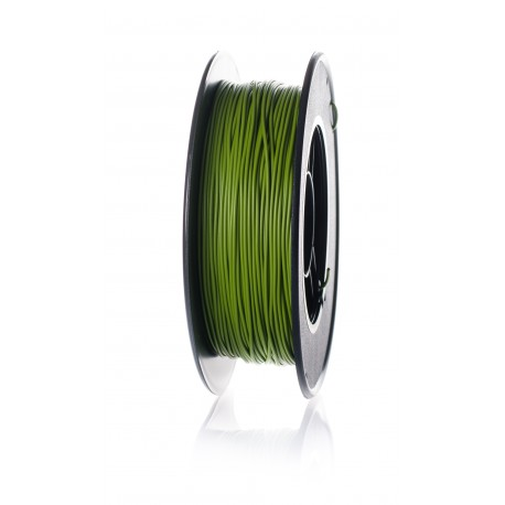 WillowFlex flexibles Filament - Olivgrün