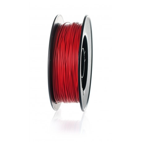 WillowFlex flexibles Filament - Rosenrot