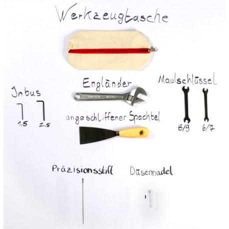 3dkit -  Spezial Werkzeugkit für 3d-Drucker