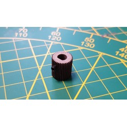 Hobbed Wheel for CraftBot Plus, 2, XL