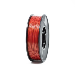 PETG-Filament red metallic