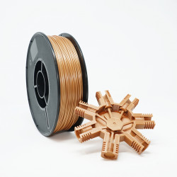 PLA Filament Apricot gold