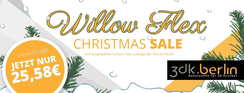 weihnachtssale Willowflex